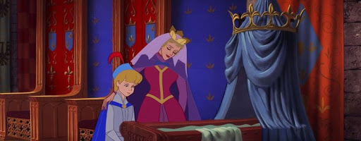 Evolution of Disney : Sleeping Beauty Part 1