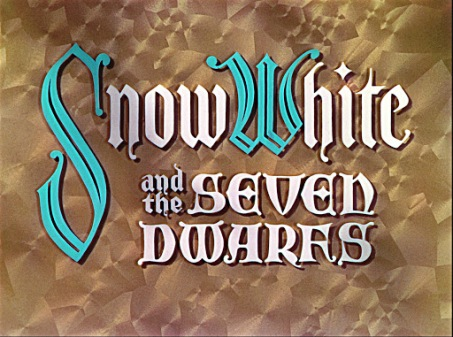 Evolution of Disney : Snow White and the Seven Dwarfs Part 1