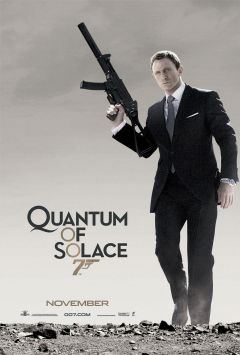 Quantum Of Solace Poster 3