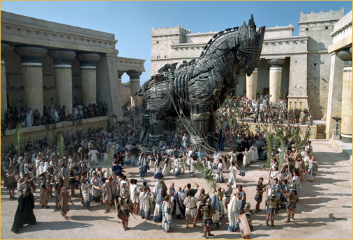 trojan-horse troy the movie