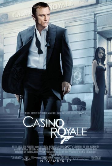 Casino Royale Poster 3