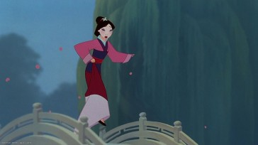 mulan reaction paper
