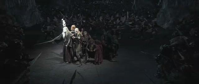 "The Fellowship of the Ring ""The Bridge of Khazad-Dum"" (2001)"