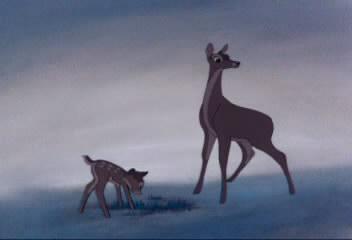Disturbing Disney #5: The death of Bambi's Mother (1942