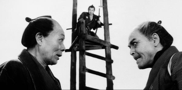 yojimbo-1961-sanjuro-gangsters-ushitora-kyu-sazanka-toshiro-mifune-seibei-seizaburo-kawazu