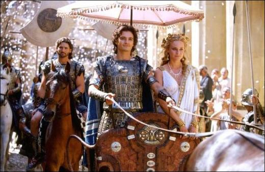 Troy Movie