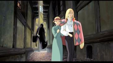 My Thoughts On Howl S Moving Castle 2004 Film Music Central