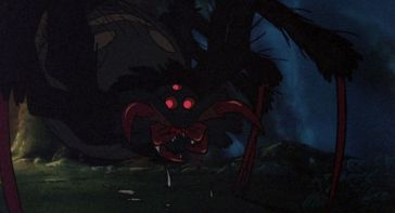 Disturbing Bluth 3 The Great Owl In The Secret Of Nimh 1982