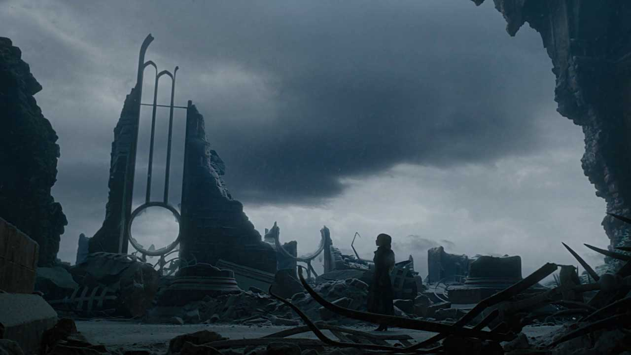 Game of Game of Thrones: season 8, episode 6, The Iron ...