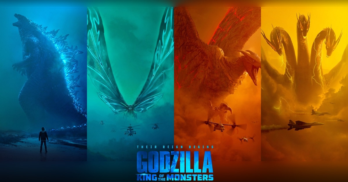 my thoughts on  godzilla  king of the monsters  2019