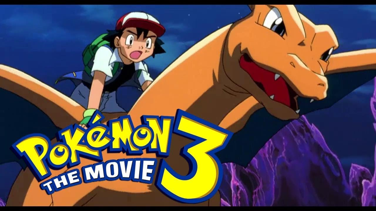My Thoughts On Pokemon 3 The Movie Entei Spell Of The Unown