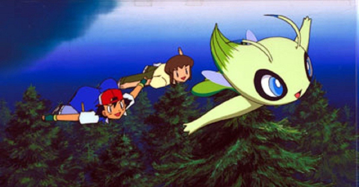 My Thoughts On Pokemon 4ever Celebi Voice Of The Forest 2001 Film Music Central