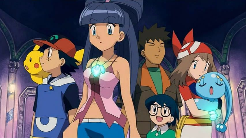 My Thoughts On Pokemon Ranger And The Temple Of The Sea 2006