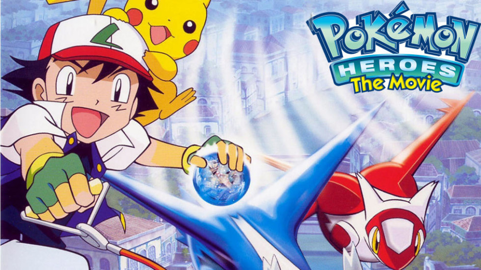 My Thoughts On Pokemon Heroes Latios And Latias 2002 Film Music Central