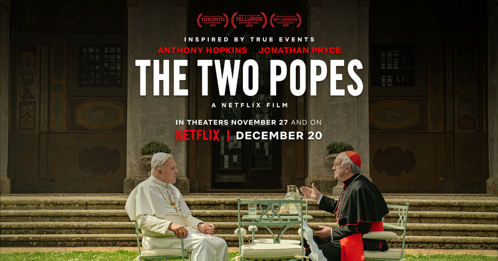 Soundtrack Review: The Two Popes (2019) | Film Music Central