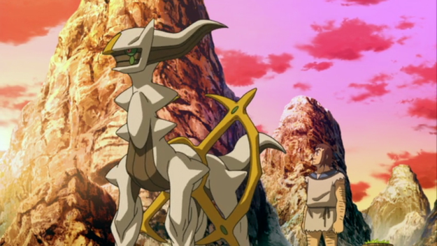 My Thoughts On Pokemon Arceus And The Jewel Of Life 2009