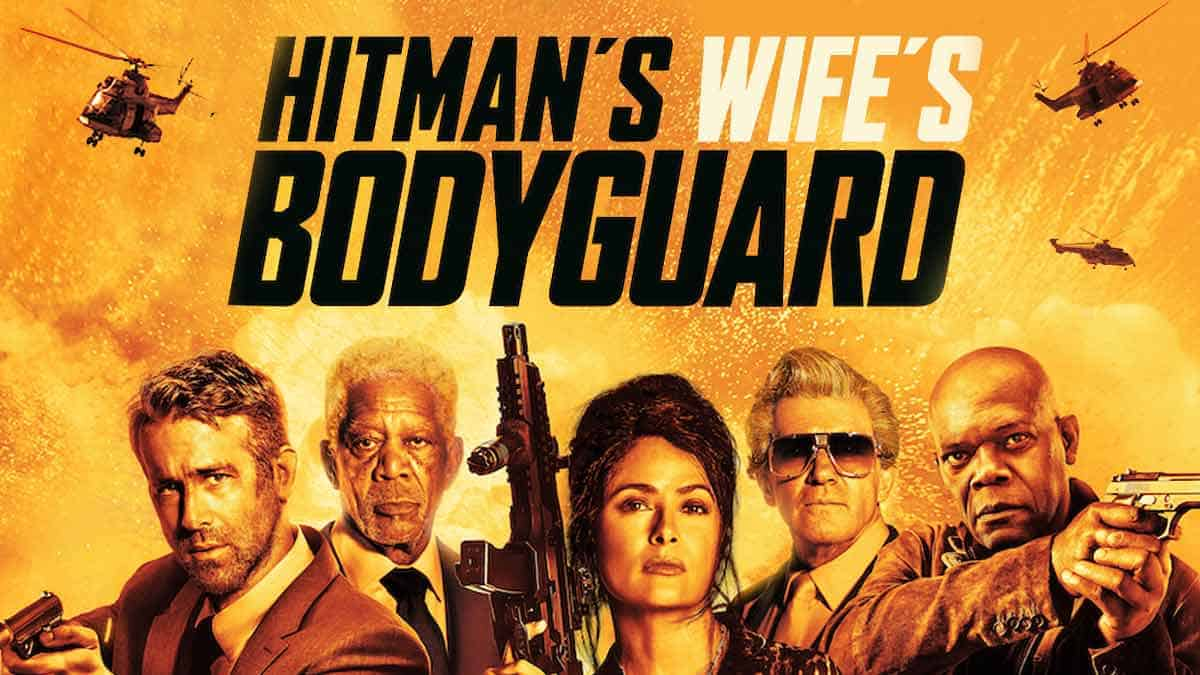 My Thoughts on: The Hitman's Wife's Bodyguard (2021) | Film Music Central